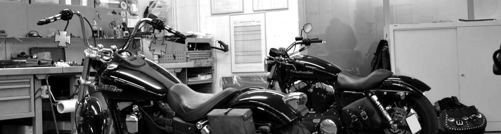 Harley-Davidson Mönchaltorf Werkstatt