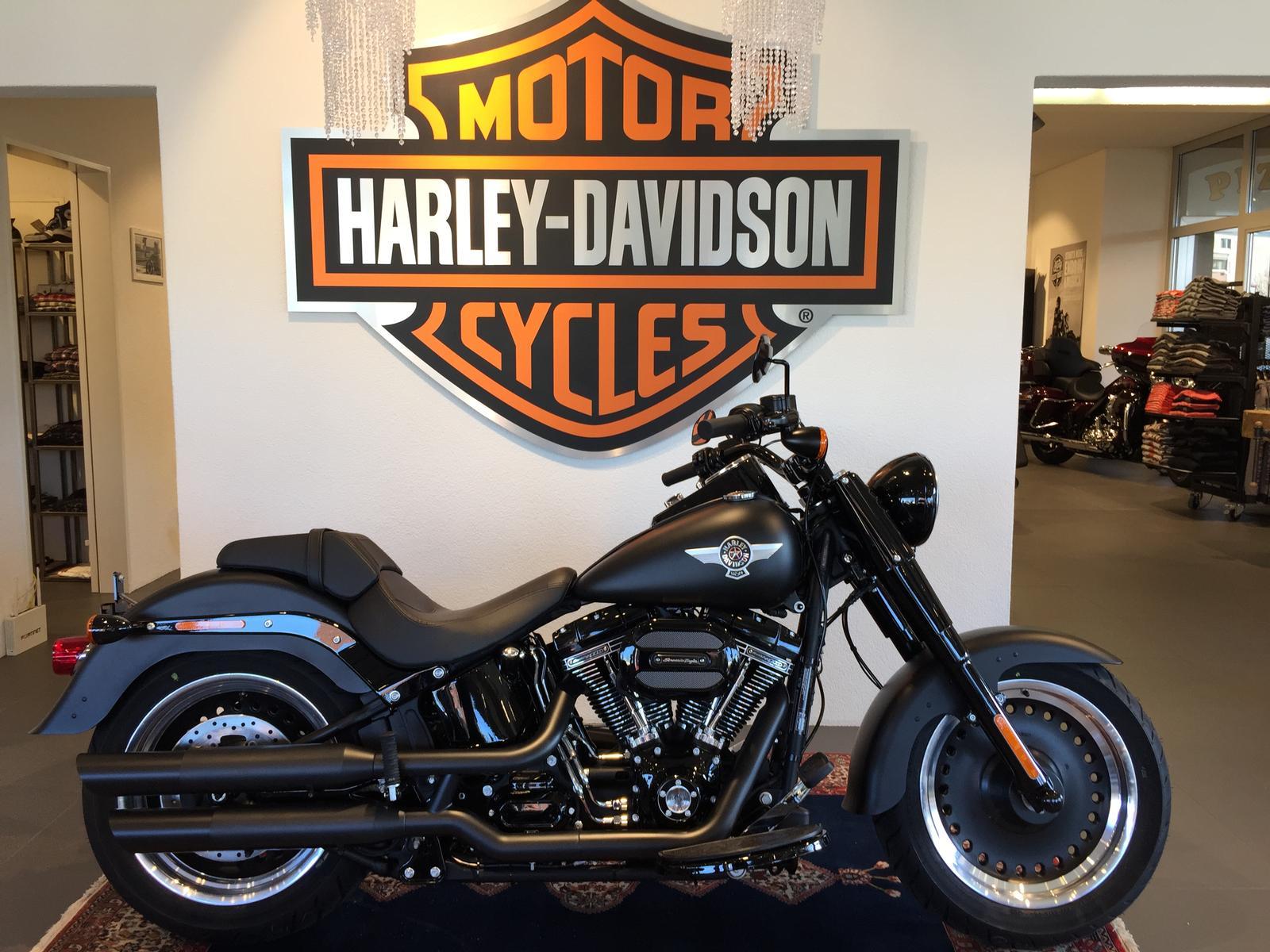 Harley-Davidson Mönchaltorf Zürich